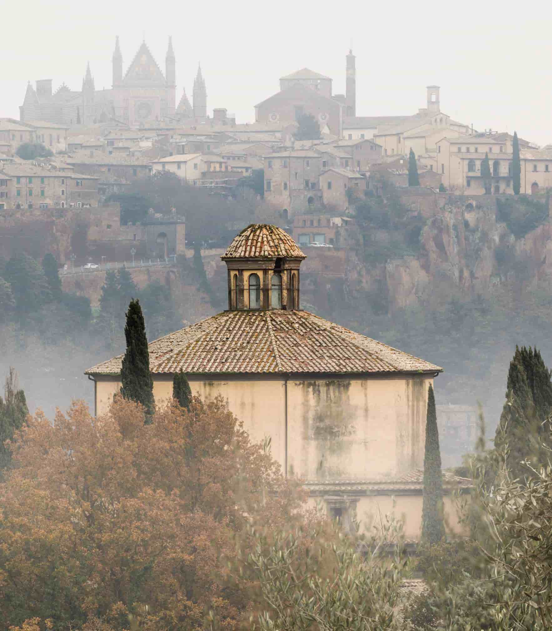 Orvieto Smell and Tasting